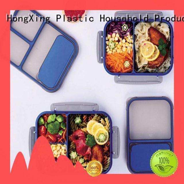 HongXing good design bento lunch box kids for candy