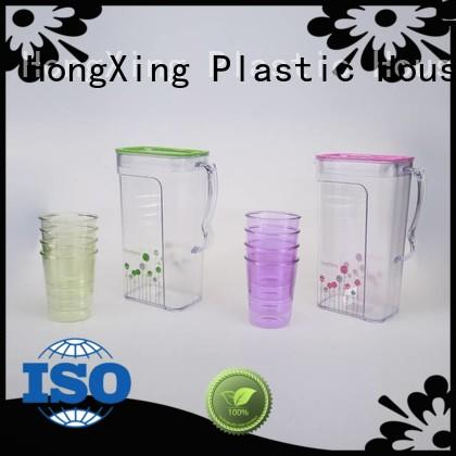 HongXing 2l plastic jug stable performance for fruits