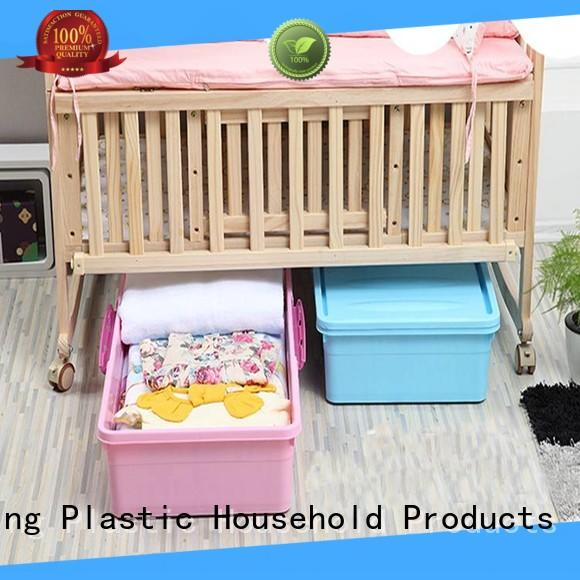 HongXing practical plastic storage boxes with lids great practicality for noodle