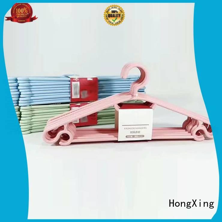 HongXing fashion shirt hanger directly sale for room