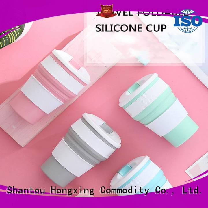 HongXing handmade plastic mugs with handles order now for drinking