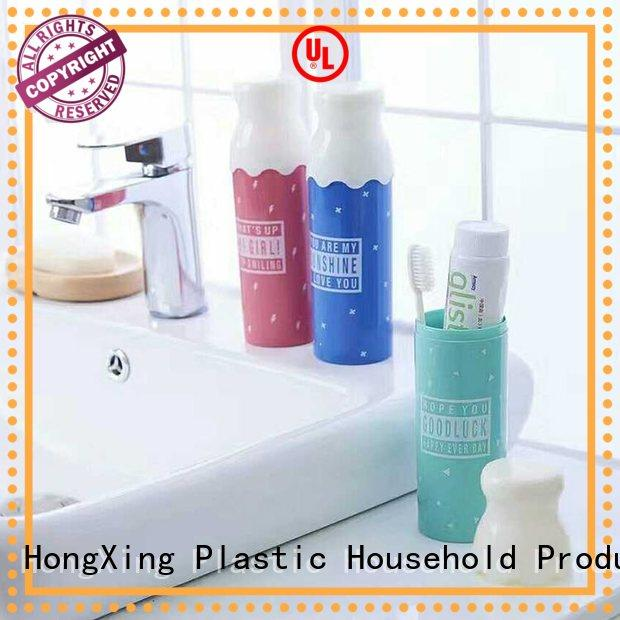 HongXing portable Toothbrush,Toothbrush Box,Soap box free quote for living room