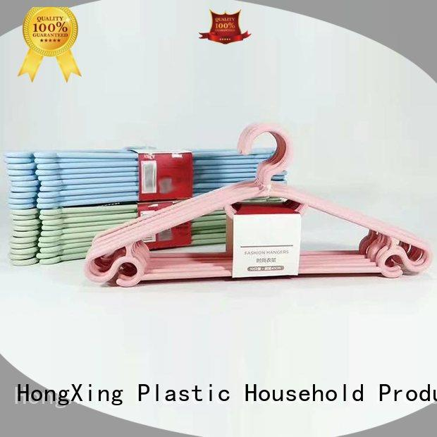 stable performance clothes hangers fashion with many colors for home