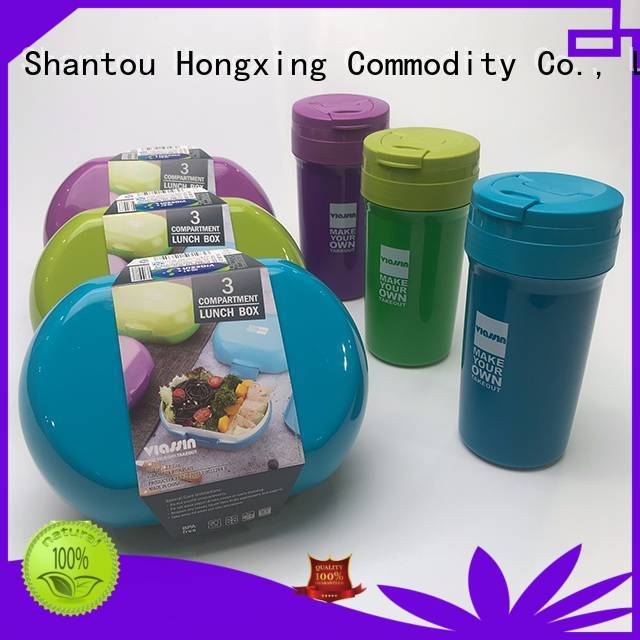 practical bento style lunch box plastic good design for salad