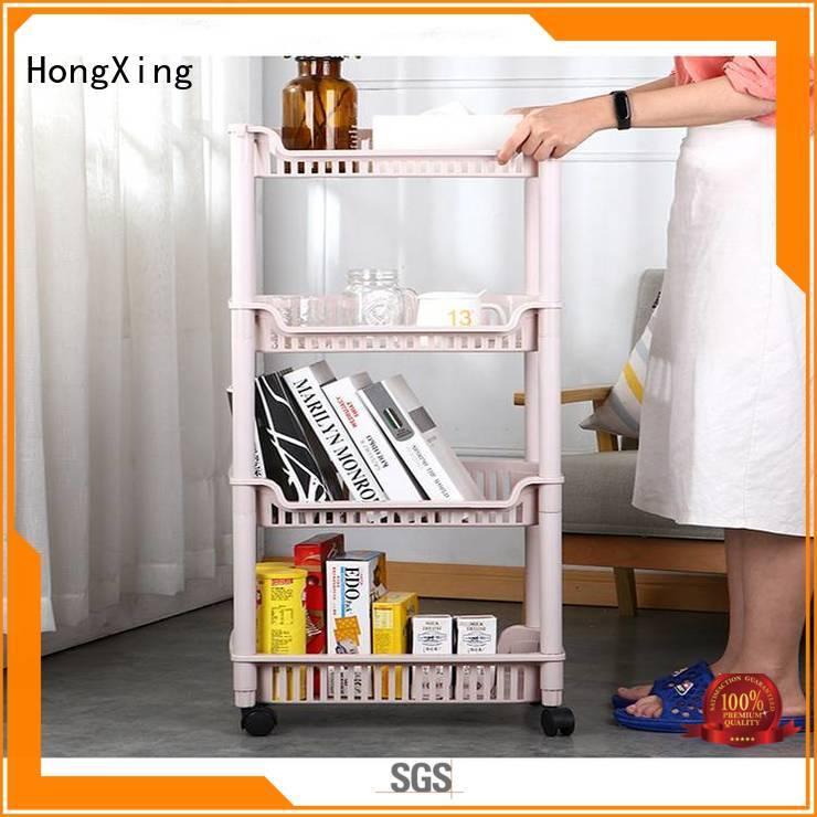 HongXing favorable price multipurpose racks free design for juice