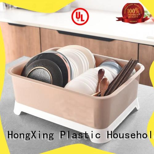 HongXing safety plastic kitchenware directly sale to store dishes