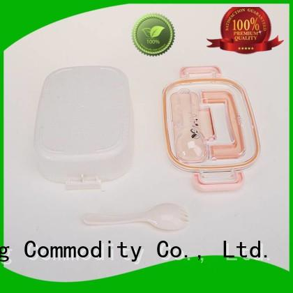 HongXing stand school lunch box good design for bread