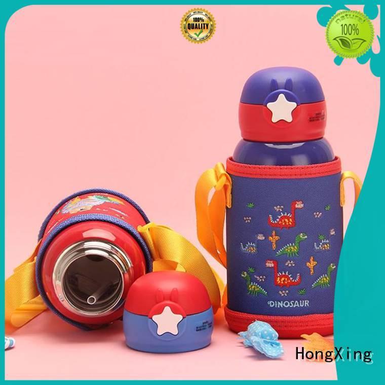 HongXing new design sports water bottles for kids