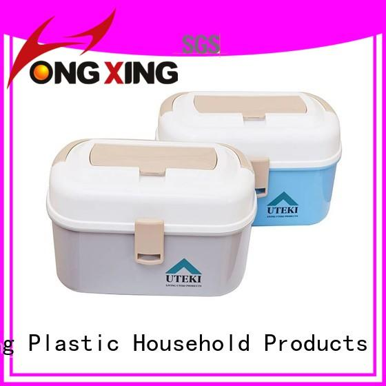 HongXing practical plastic boxes for sale stable performance for snack