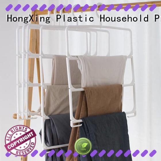 HongXing hanger best clothes hangers wholesale for room