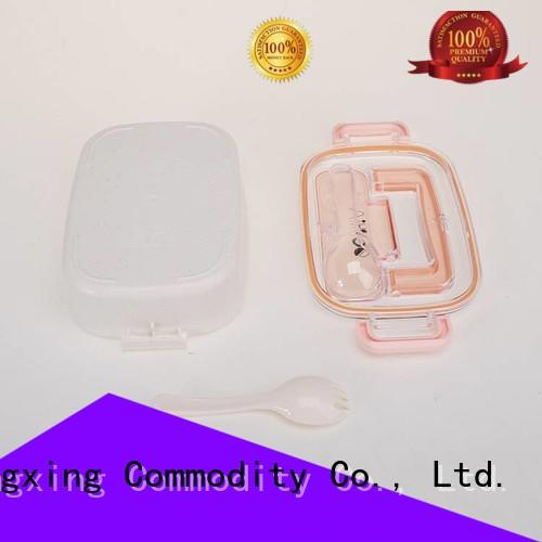 HongXing phone bento style lunch box great practicality for noodle
