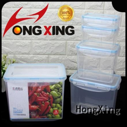HongXing safe airtight storage containers with good price for candy