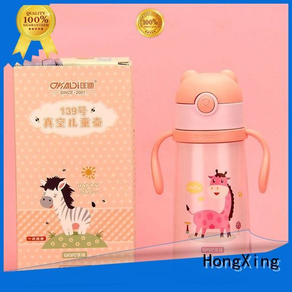 HongXing reliable quality plastic water bottles with many colors to store dishes