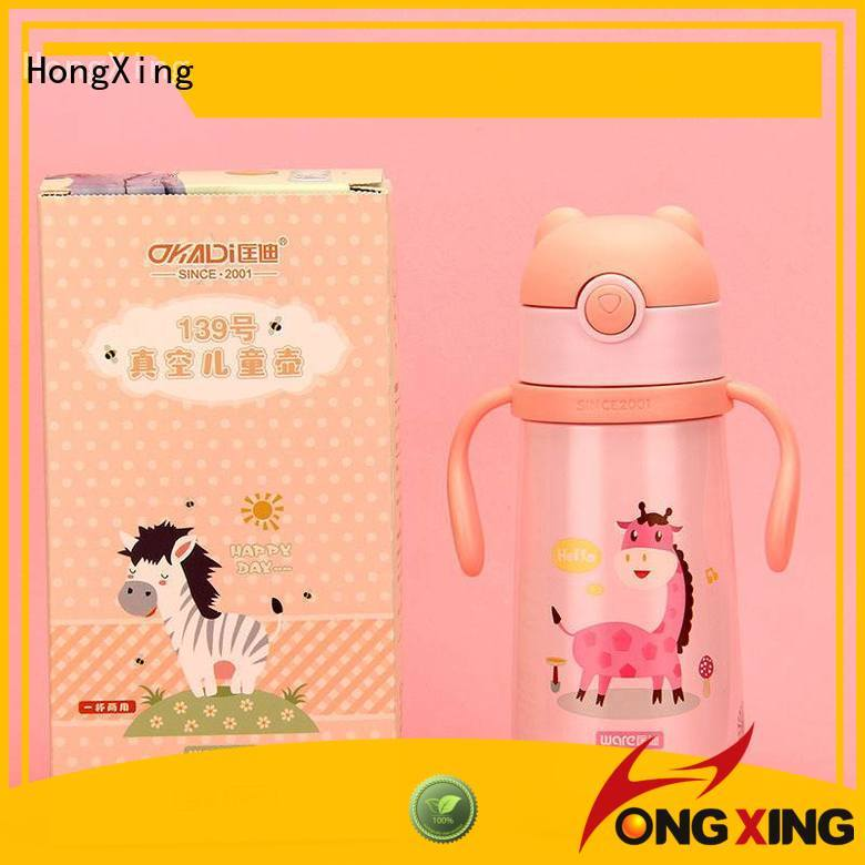 HongXing 400ml toddler water bottle Chinese vendor for workers