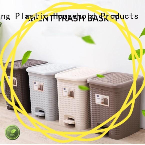 HongXing practical plastic waste bins bulk production for bedroom