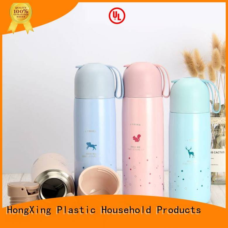 HongXing lovely custom plastic water bottles widely-use for adults