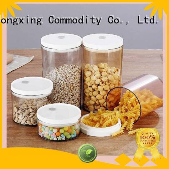 HongXing different shapes commercial plastic food containers square for salad