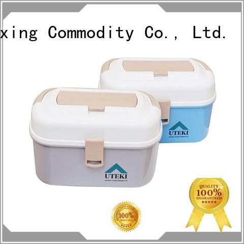 HongXing great practicality plastic storage box stable performance for rice