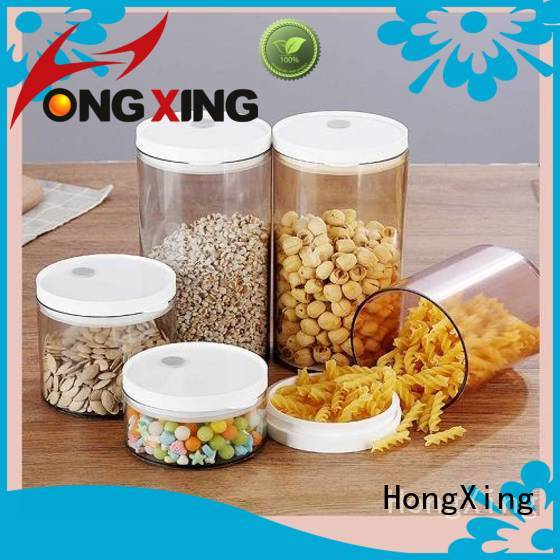 HongXing stable performance plastic food storage containers with many colors for noodle