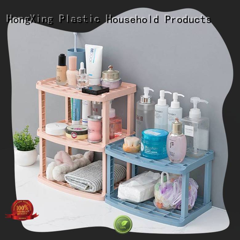 Cute plastic shelf rack suction factory price for kitchen squeezer