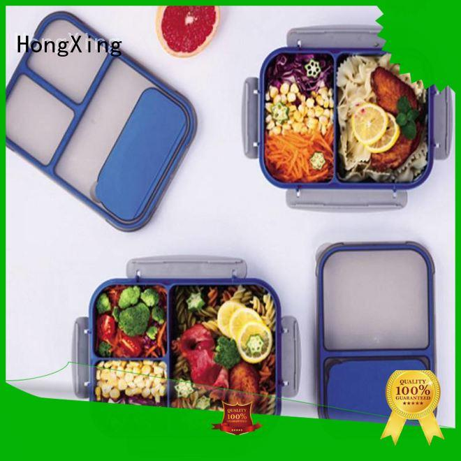 stable performance plastic tiffin box style stable performance for snack