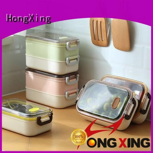 HongXing Microwave Safe microwave lunch box reliable quality for macaron