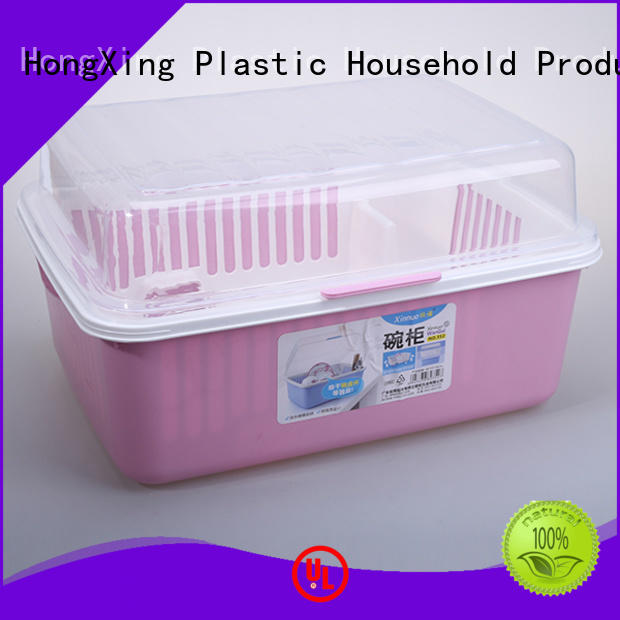 new design kitchen dish drainers plastic factory for kitchen HongXing