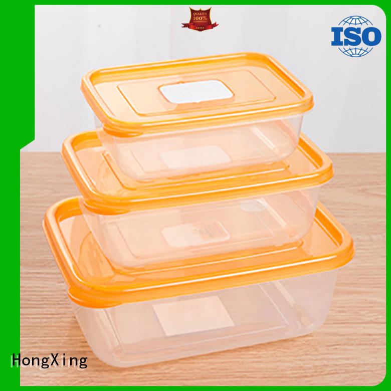 HongXing good design plastic airtight container for cookie