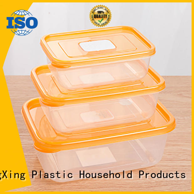 HongXing stable performance microwaving food in plastic containers storage for macaron
