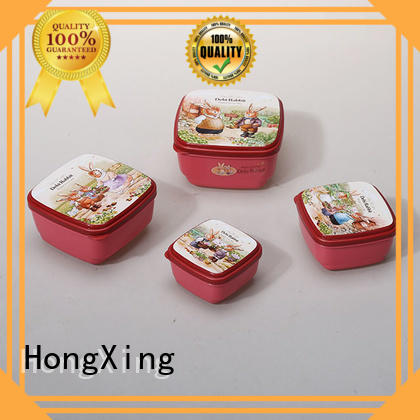 stable performance food grade plastic containers material in different colors for noodle