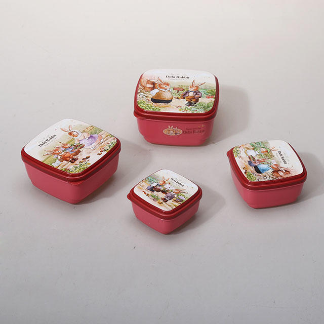 children plastic chair & food storage containers