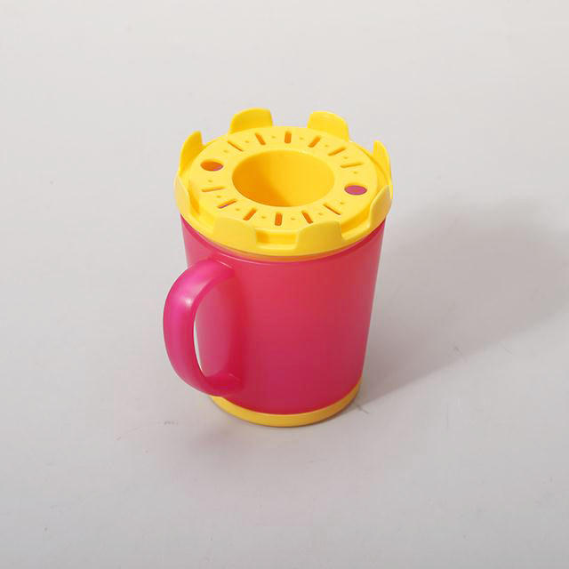 450ML handmade lemon citrus orange juicer kitchen squeezer plastic drinking cup mug