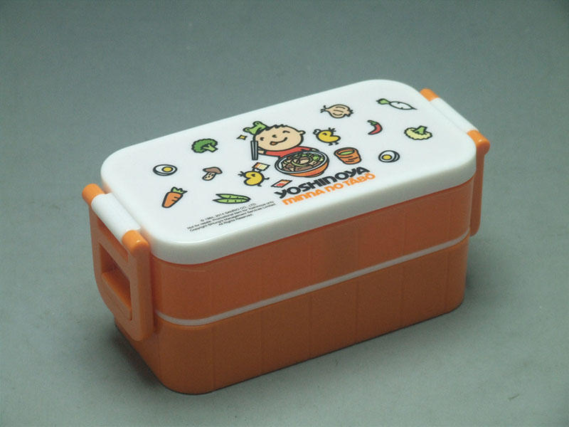 commercial plastic food containers of YOSHINOYA