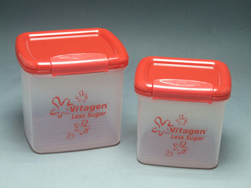 plastic airtight storage containers of VITAGEN