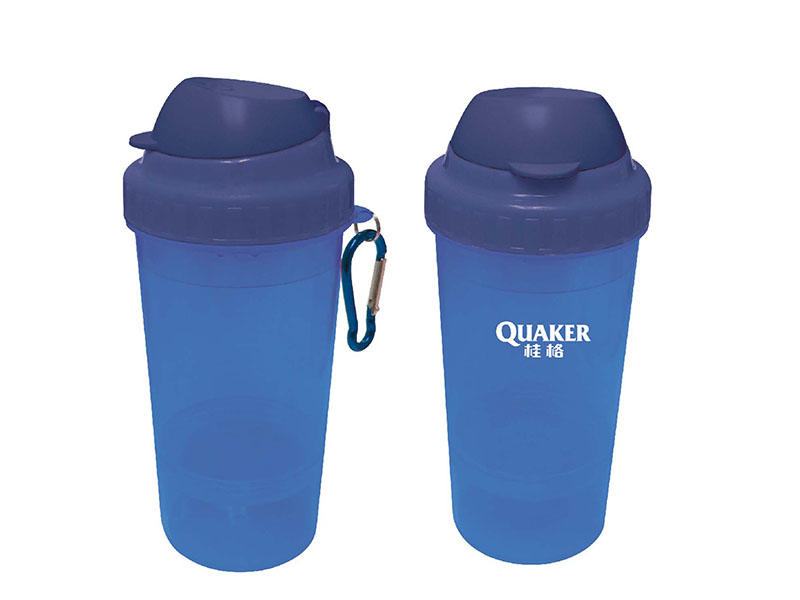 plastic storage cups   of QUAKER