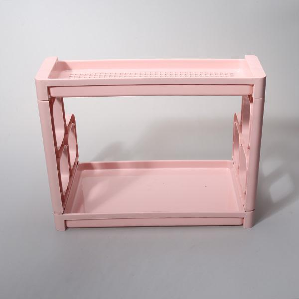 PP material multipurpose kitchen/bathroom article storage rack