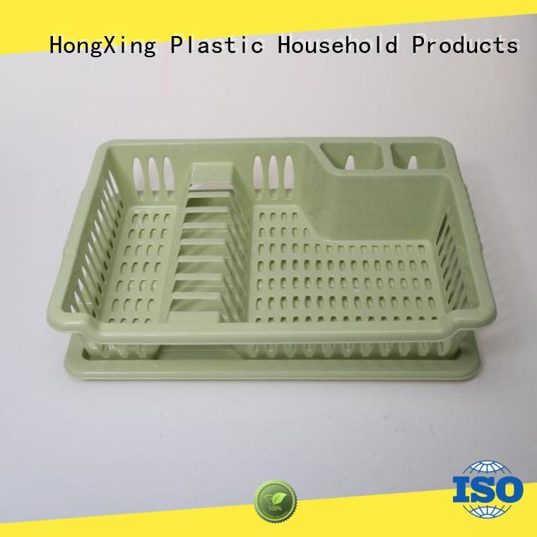 kitchen plastic dish drying rack plastic for kitchen HongXing