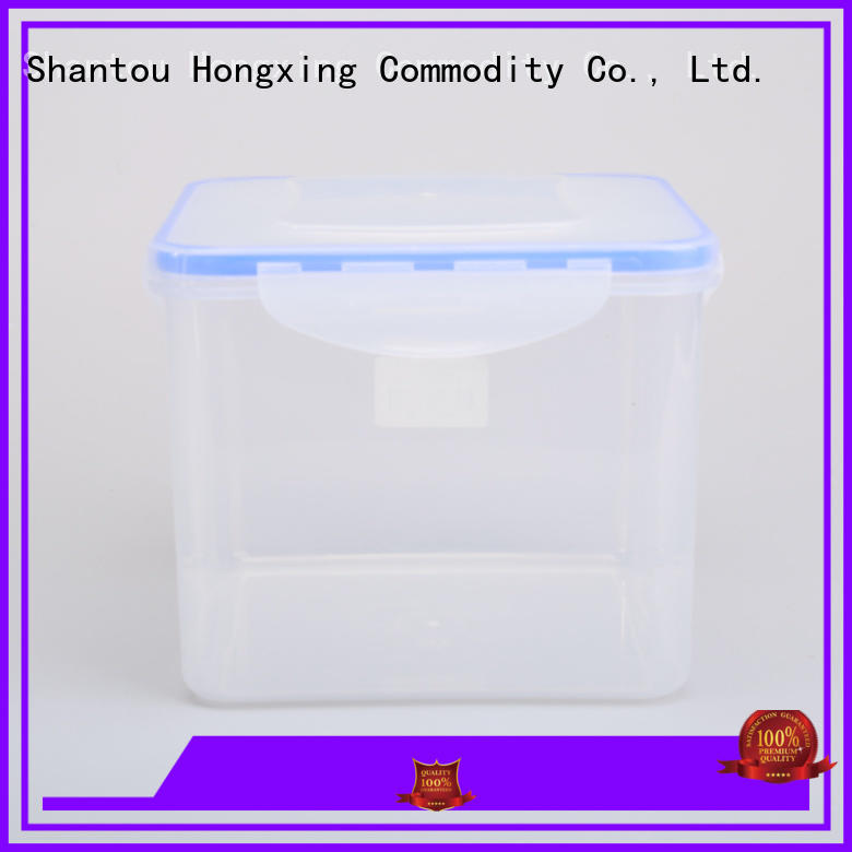 plastic airtight plastic containers litres for rice HongXing