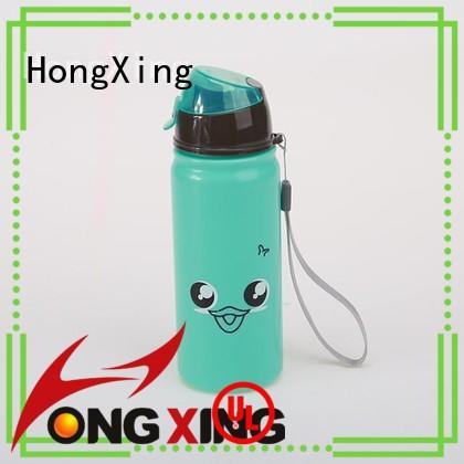 plastic water bottle price drink for teacher HongXing