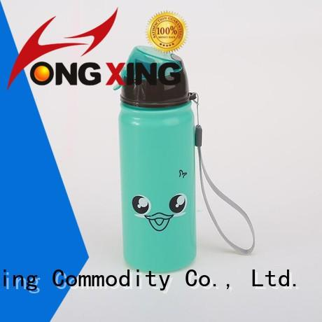printing childrens water bottle Chinese vendor for workers HongXing