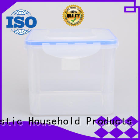 HongXing food plastic food containers with lids from China for cookie
