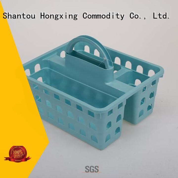 plastic mesh basket various for storage toys HongXing