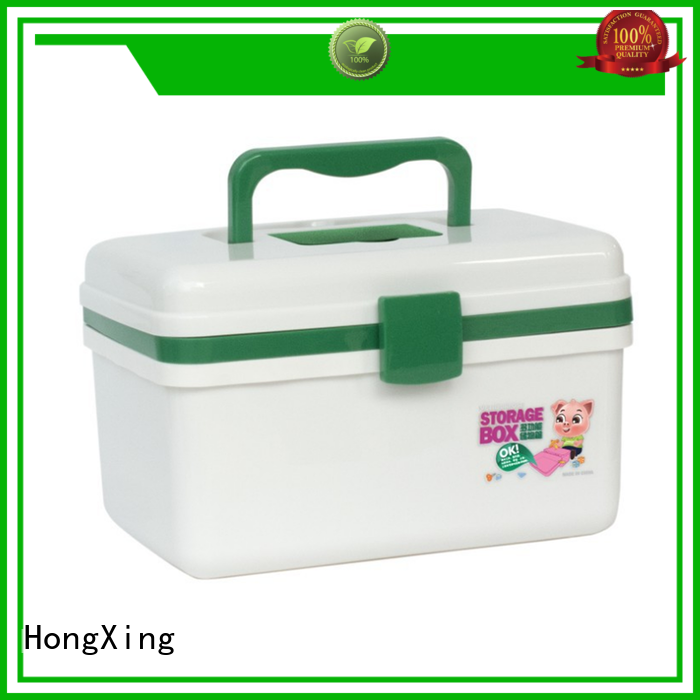 convenient to use plastic first aid box plastic with excellent performance in different layers