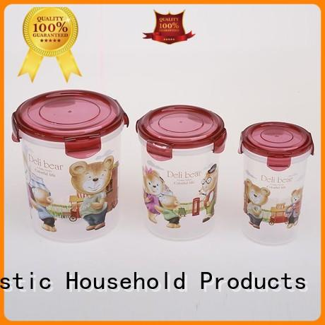 HongXing space-saving design airtight food storage containers factory price for fruits