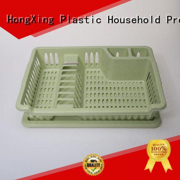 HongXing new design plastic dish drainer to store eggs