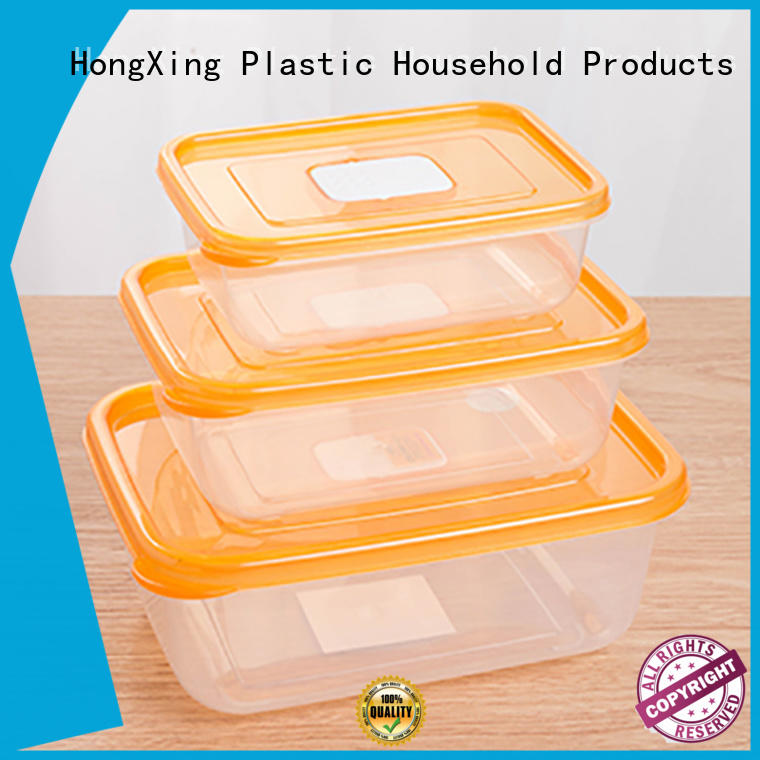 material microwaving food in plastic containers directly sale for noodle HongXing