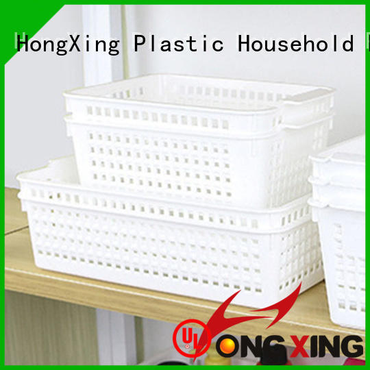 HongXing different shapes plastic household products for storage small containers for storage jars