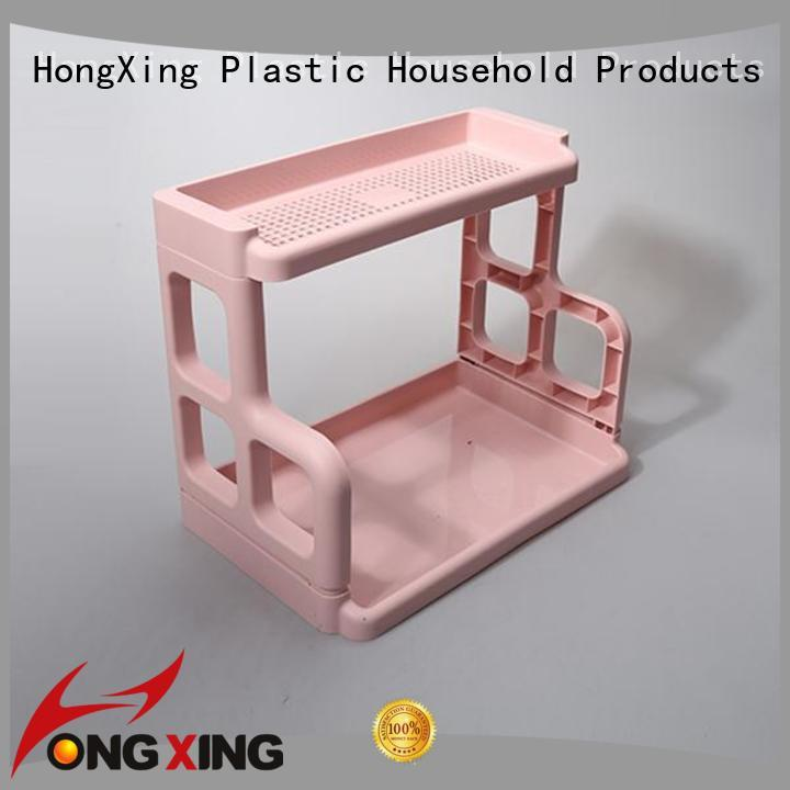 HongXing different kitchen racks and storage free quote for drinking