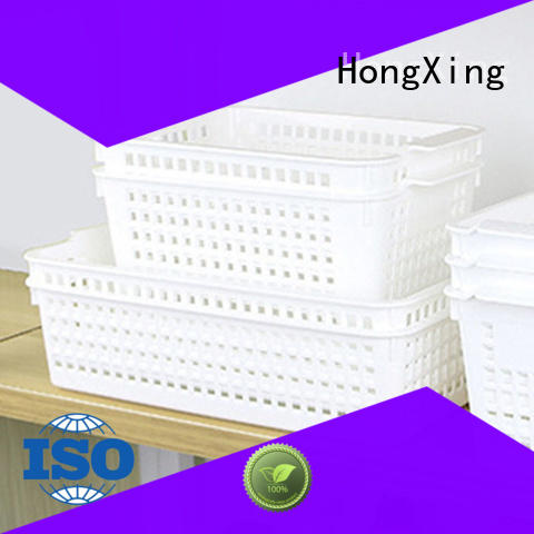 HongXing plastic small plastic storage baskets for storage household items for storage jars