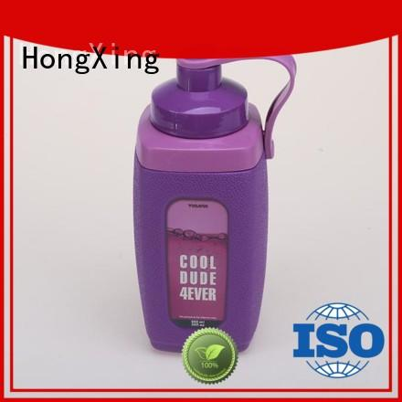 HongXing water toddler drink bottle certifications for workers